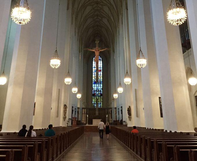 ドイツ最大級の「ミュンヘン大聖堂」