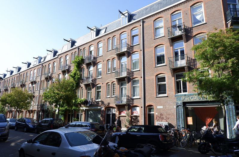 アムステルダム「ウェステルパーク」観光拠点にもおすすめのエリア