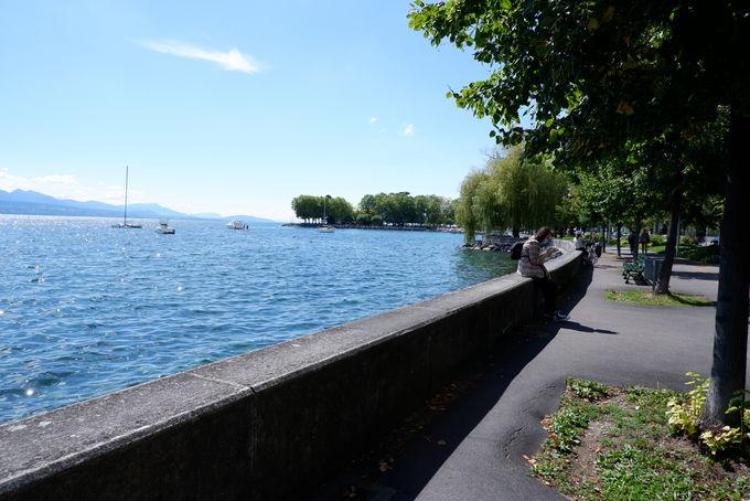 ココ・シャネルも愛したレマン湖のほとりの文化都市ローザンヌ