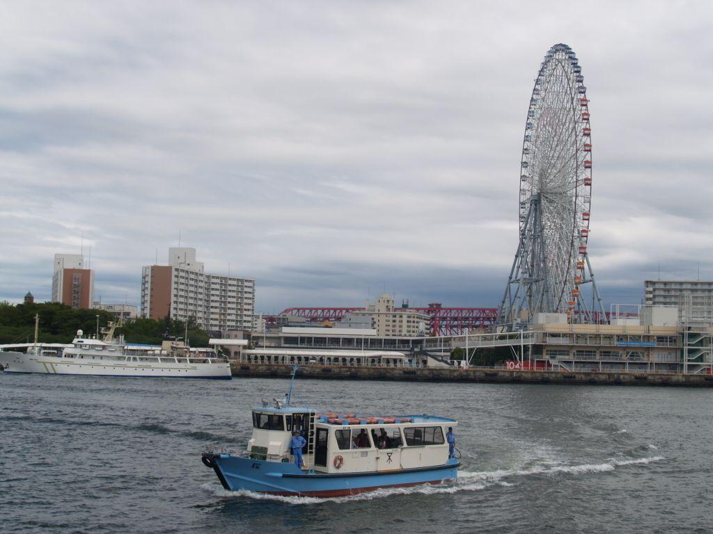 無料で「日本一」と「昭和レトロ」を大満喫!もうひとつの大阪ベイエリア探検
