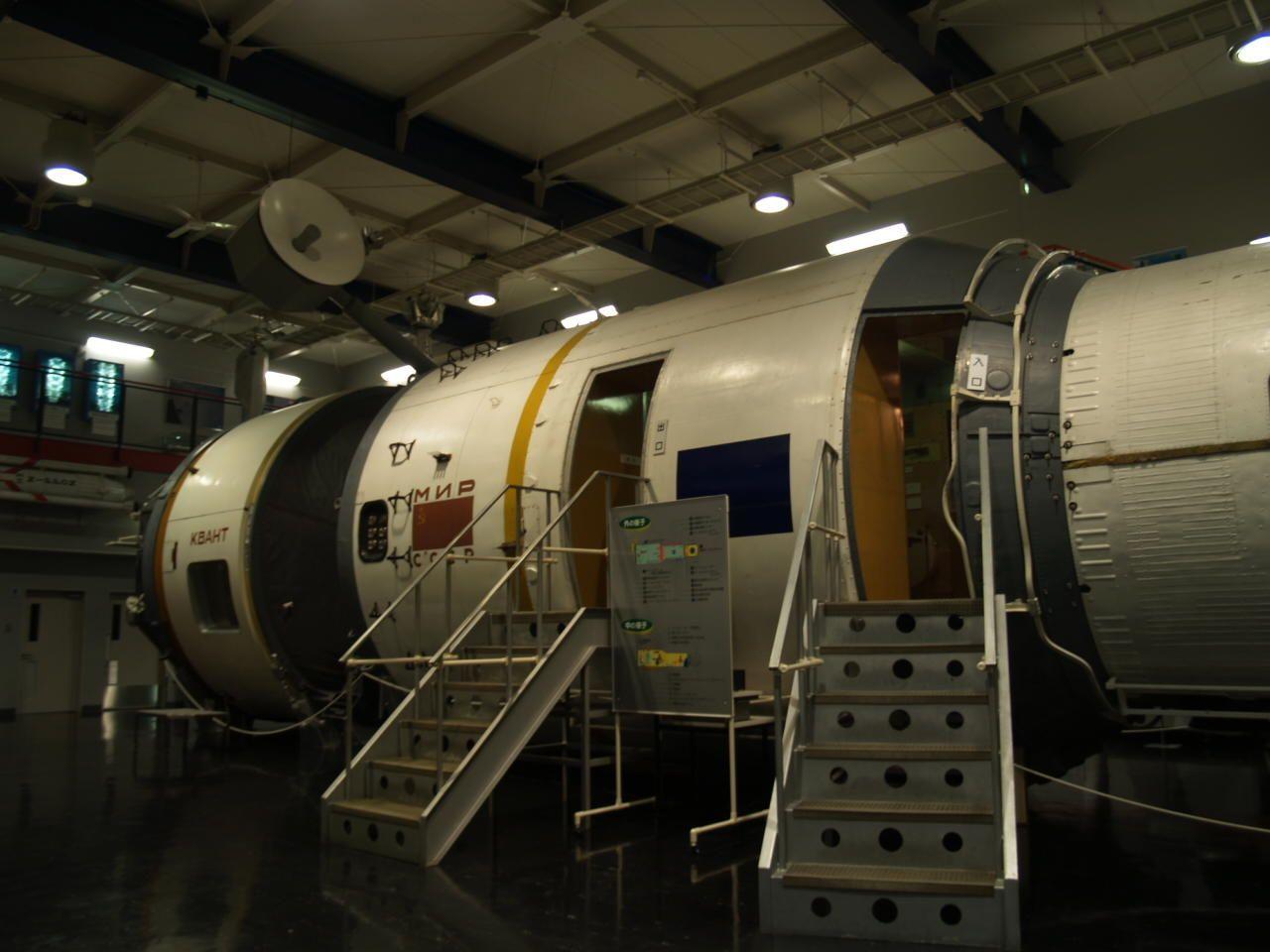 世界初の長期滞在型宇宙船を苫小牧で無料で見られる!