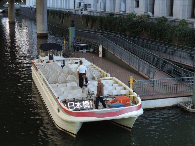 タイムマシーンならぬ「エスエスNANO」号で日本橋から時間航海へ