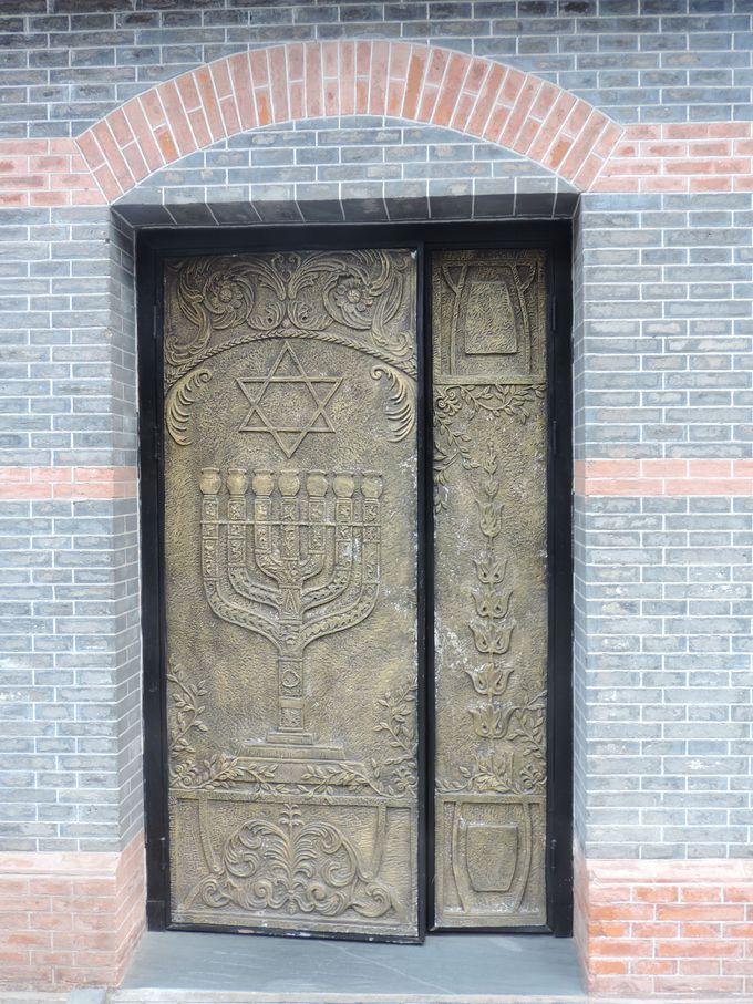 上海・北外灘の旧ユダヤ人街「リ...