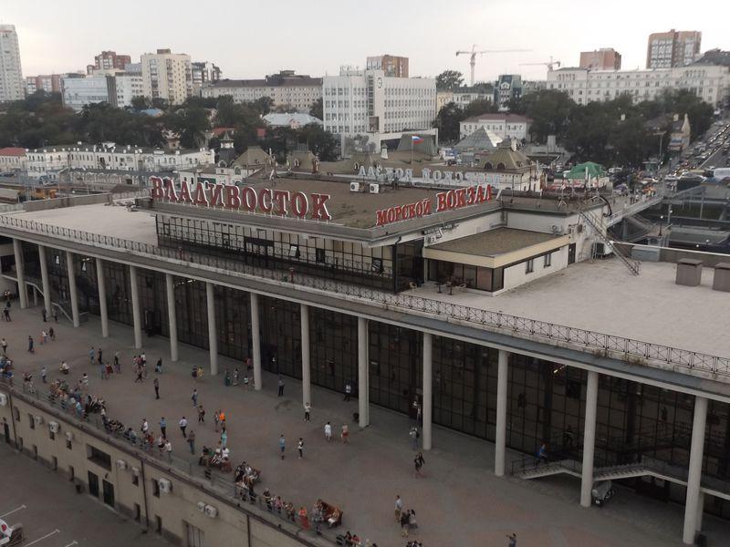 ベールを脱いだ極東ロシアの軍港都市・ウラジオストク!