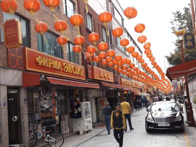 5.中華街