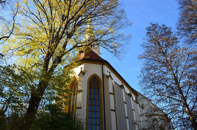 素敵な教会を巡る