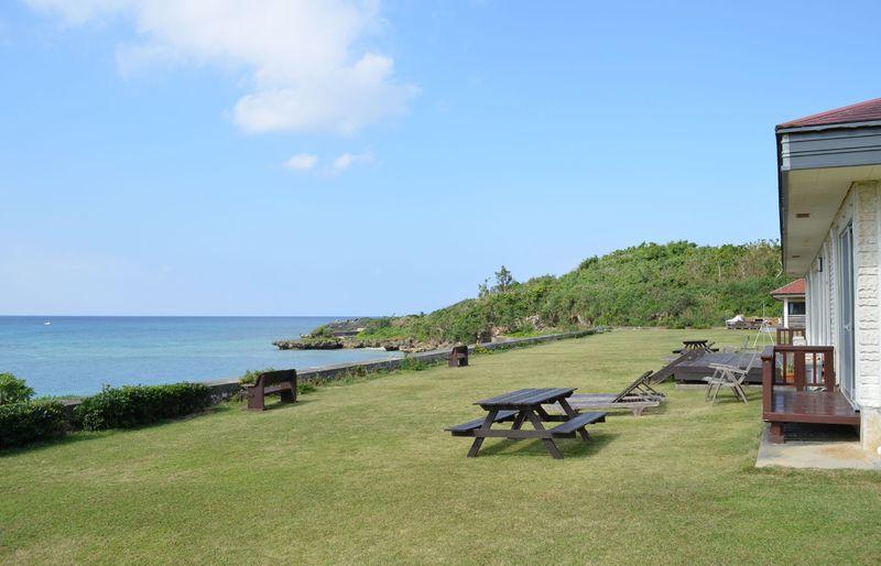 美しい海は目の前!宮古島の隠れ家的ペンション「PAI BASE RESORT」