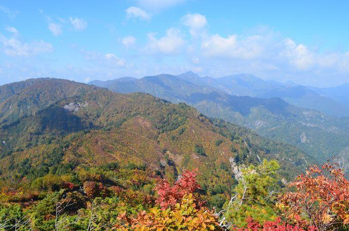 三方岩岳展望台は360度の大パノラマ!