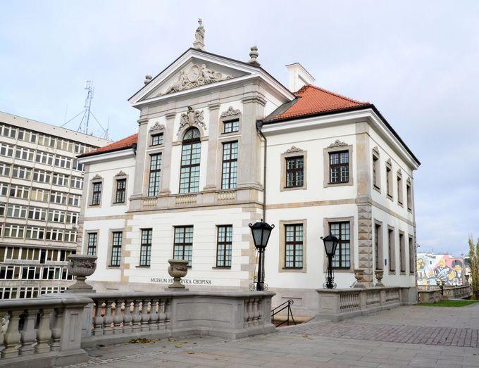 4.ワルシャワのおすすめ観光スポット
