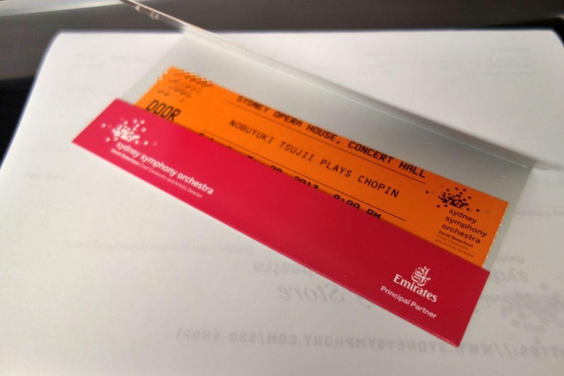 チケットはWebで予約