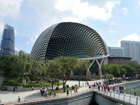 常夏の国シンガポールで聴くオーケストラ!エスプラネード・コンサートホール