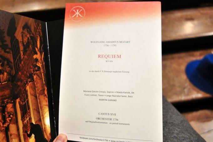 モーツァルトとヴィヴァルディのコンサート