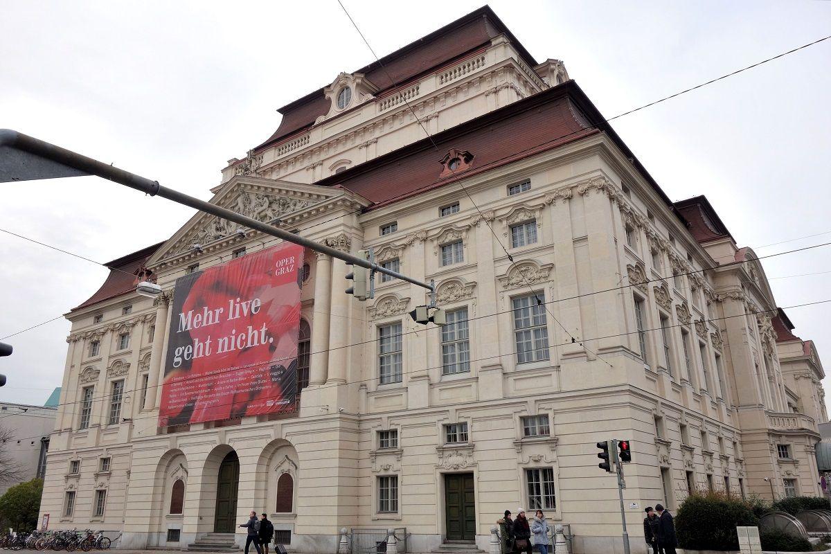 世界遺産のオペラハウス