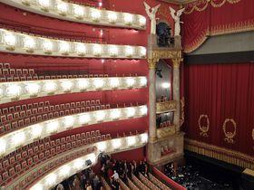 創立200周年!バイエルン国立歌劇場で優雅にオペラ鑑賞(ドイツ・ミュンヘン)