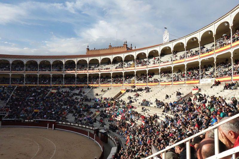本場スペインで観る気迫の闘牛!マドリード「ラス・ベンタス闘牛場」