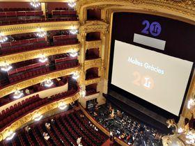 バルセロナで優雅なオペラ座の世界を体験!「リセウ劇場」