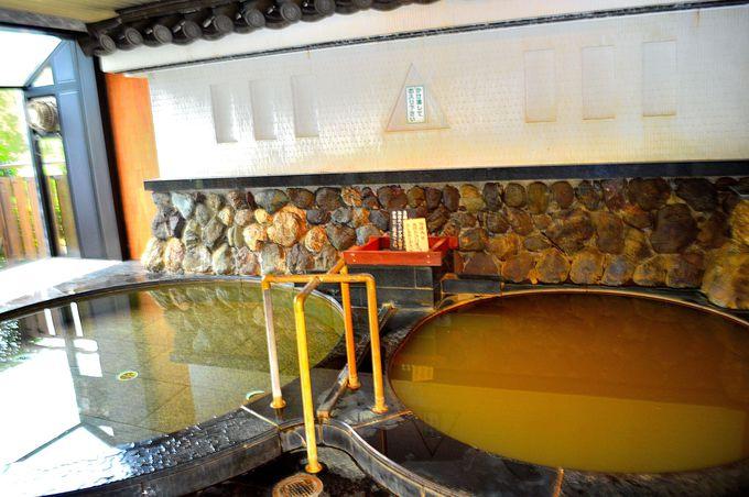 長浜城をモチーフにした浴室