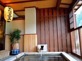 陸の孤島で入る秘湯提灯露天風呂!会津「旅館ひのえまた」