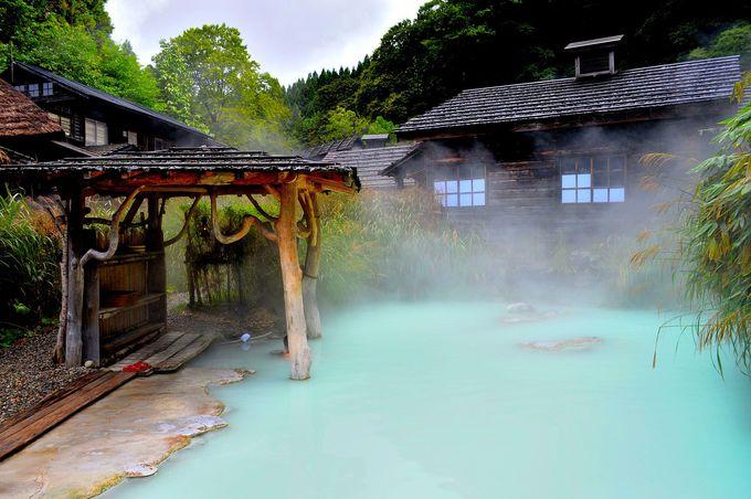 10. 乳頭温泉郷・鶴の湯温泉