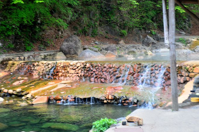 群馬県・尻焼温泉「川の湯」