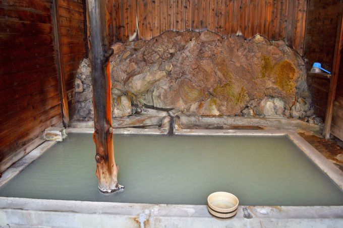 混浴の「邯鄲の湯」