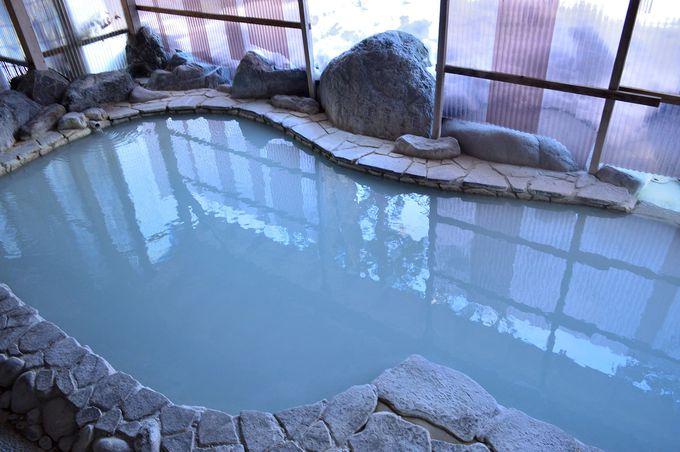 元泉館唯一の露天風呂