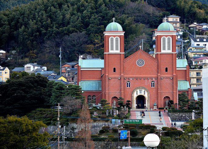 「浦上天主堂」は原爆の悲劇を乗り越えた復興のシンボル