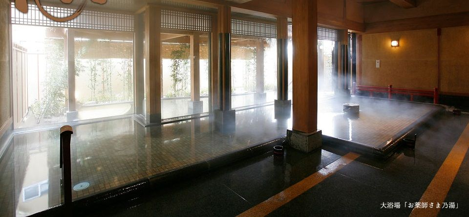 超レアな『放射能泉』を最も堪能できる宿「万翆楼」!(鳥取・三朝温泉)