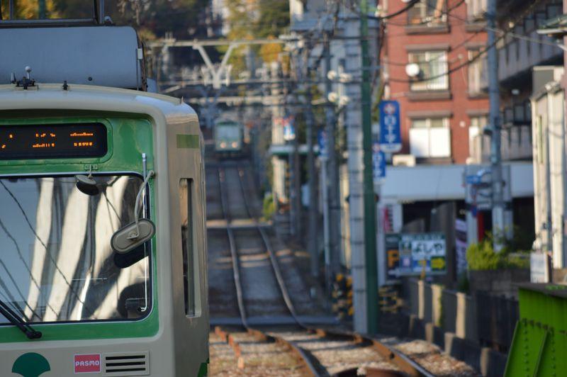 東京唯一の路面電車「都電荒川線」で行く超まったりプチ旅行!