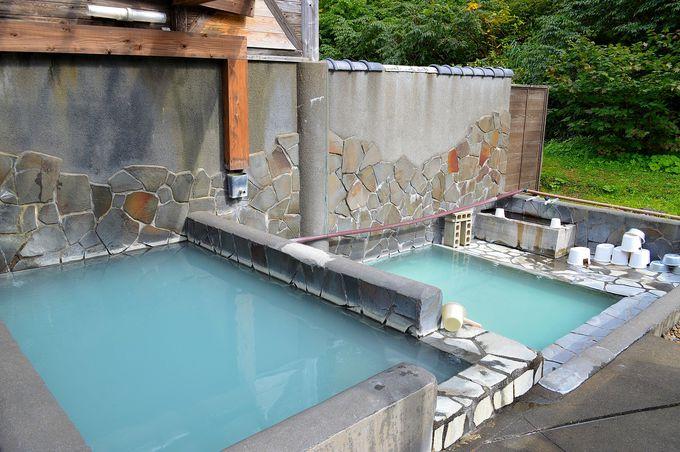 美しい猿倉温泉
