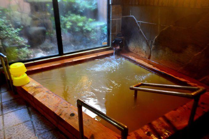 諏訪の隠れ湯・毒沢鉱泉