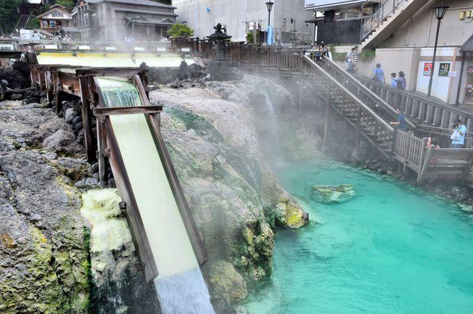 天下の名湯・草津温泉