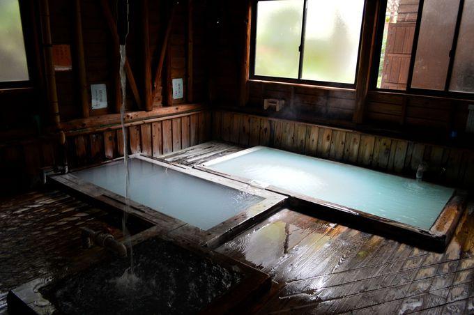 極上の硫黄泉