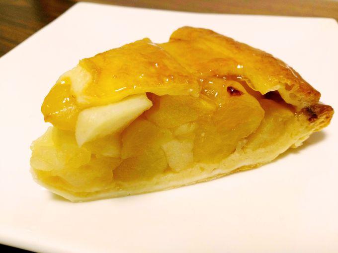 絶品!ゴロゴロりんごの手作りアップルパイ