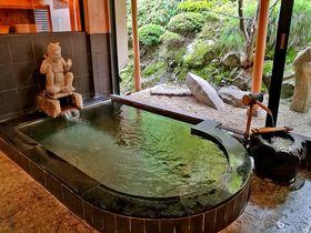 奈良のおすすめ温泉地4選 山奥にひっそり佇む極上の秘湯