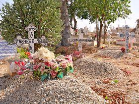 見所は墓地!?セネガルの「ファディユ」は貝殻で出来た平和な島