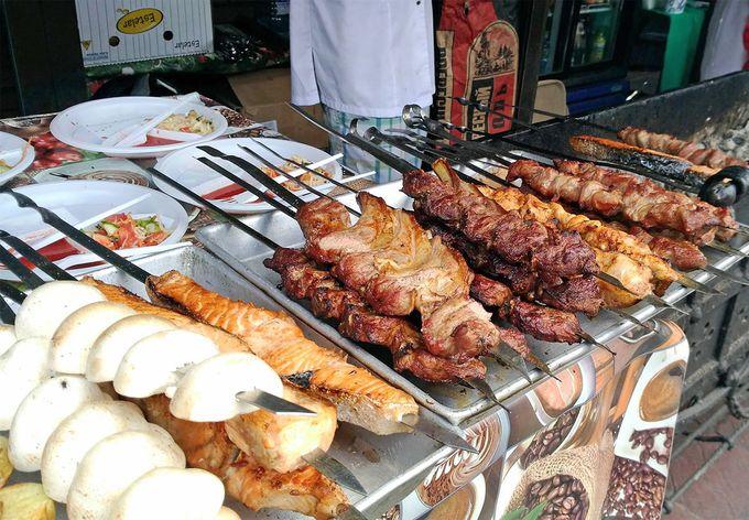 東西食文化の融合!メイン料理はこれで決まり