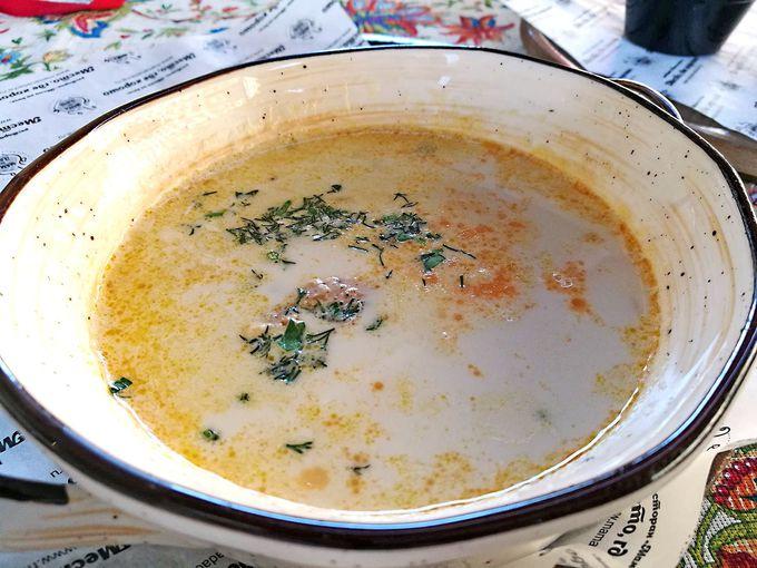 寒い国ならでは!多彩なスープ料理