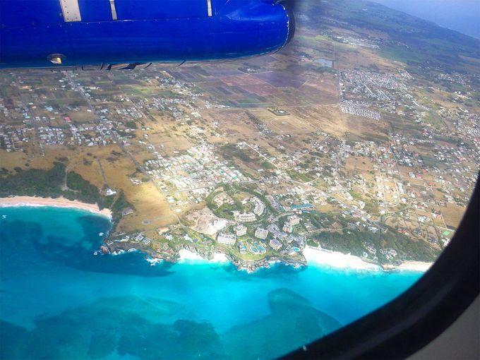 世界屈指の美しいビーチがある国「バルバドス」
