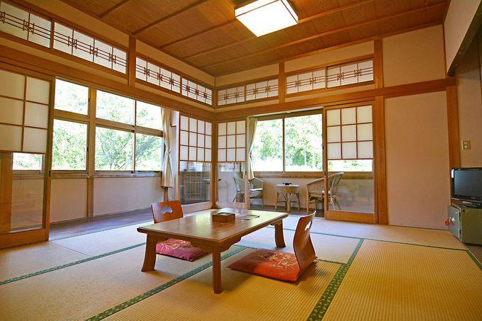 古き良き日本を感じる宿