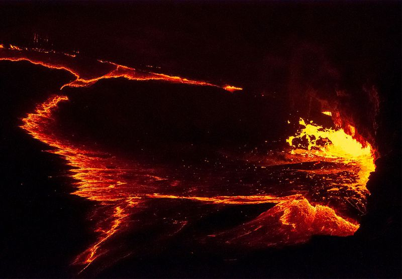 地球が剥き出し!エチオピア・ダナキル砂漠ツアー見所4選