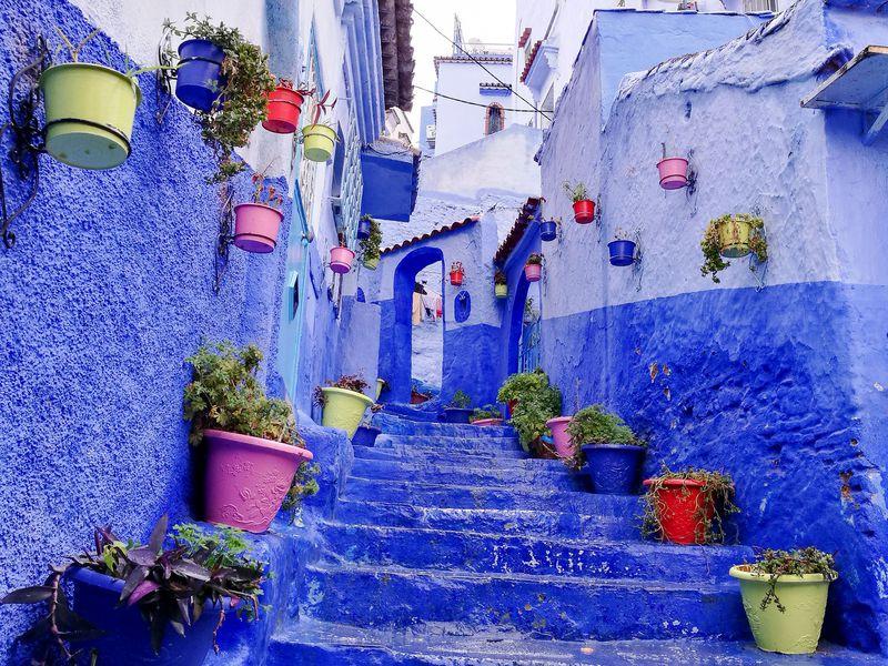 モロッコ旅行のベストシーズンはいつ?気になる旅の服装も解説!