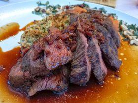 絶品カンガルー肉が食べられるアデレード「レッドオーカーグリル」