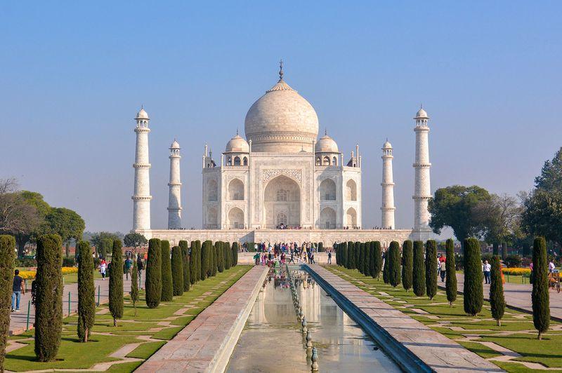 タージ・マハルだけじゃない!インドの古都アグラ観光モデルコース