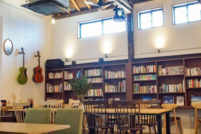 江戸時代の情緒漂う町家を改装した、古民家カフェ