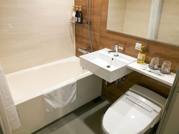 上質さと使いやすさが両立した快適な客室