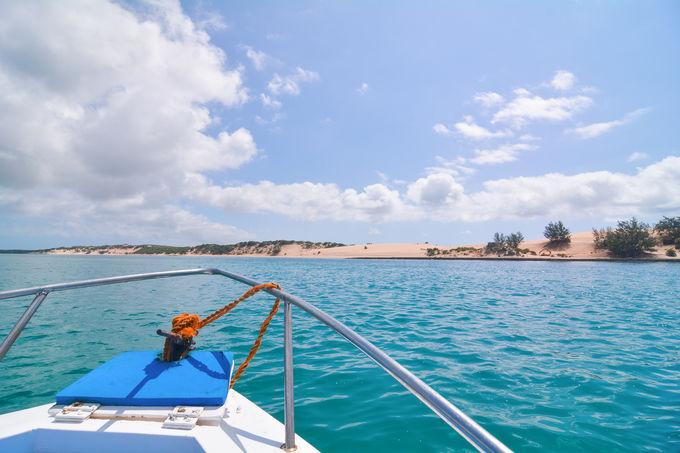 バザルート群島最大の島「バザルート島」ツアー