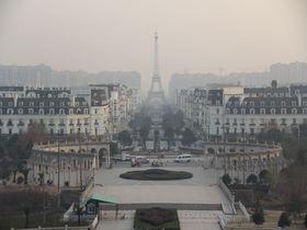 トレビアン!中国のパリ風ゴーストタウン「広厦天都城」へ行ってみよう。