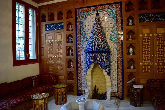 異文化交流ができる1階のトルコ文化センター