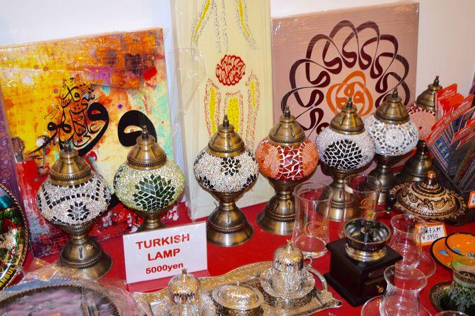 異国情緒漂うトルコのお土産が勢ぞろい!